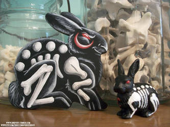 Black Rabbits of Inle FOR SALE by Shadyufo