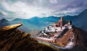 The Lost City Paradise of Hava by DreadJim