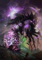 Death Colossus:Deformed Lord by DreadJim