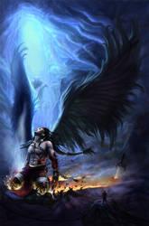 Death Colossus: Death Angel by DreadJim