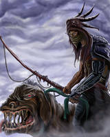 Nafir Riders by DreadJim