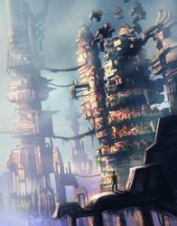 Impossible Utopia by DreadJim
