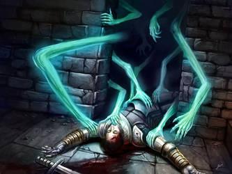 Dead Hands by DreadJim