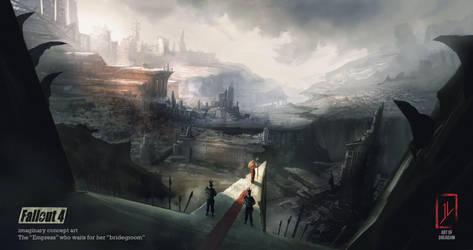 Fallout 4: The Queen by DreadJim