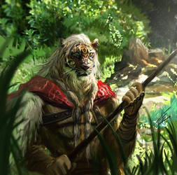 Liger King by DreadJim