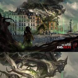 end of DAYS London  by DreadJim