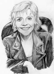 Amanda tapping in the shower idea You
