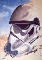 stormtrooper by JohnHaunLE