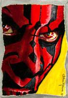 Star Wars Darth Maul PSC by JohnHaunLE