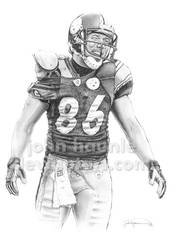 Hines Ward's 86 by JohnHaunLE
