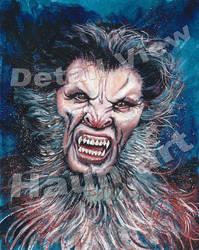 Buffy Vampire Slayer sketch card by JohnHaunLE