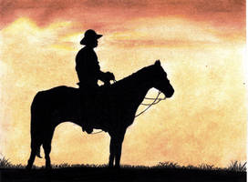 Cowboy by kwata1223