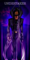 the Undertaker by scrik