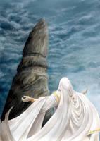 Menhir by boudicca