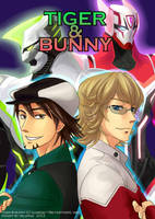Tiger and Bunny poster by Heldrad