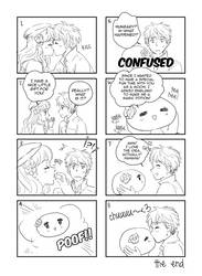 Comic Commission 1 by Heldrad