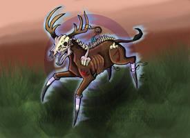 Spirit Deer :trade: by Knuxtiger4