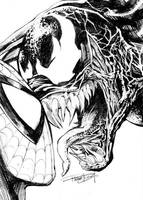 Spiderman_Venon by renatocamilo