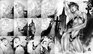 Vampirella_New Renato Camilo (RC) Ebay Auction by renatocamilo