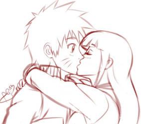 Sketch - Tasty kiss by Pia-sama
