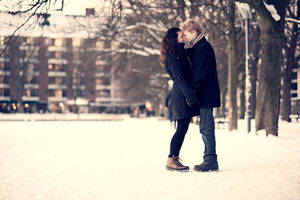 Winter Love by Panter