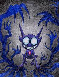 Blue Shadows by StarSlug