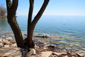 lakeside trail by minamiko
