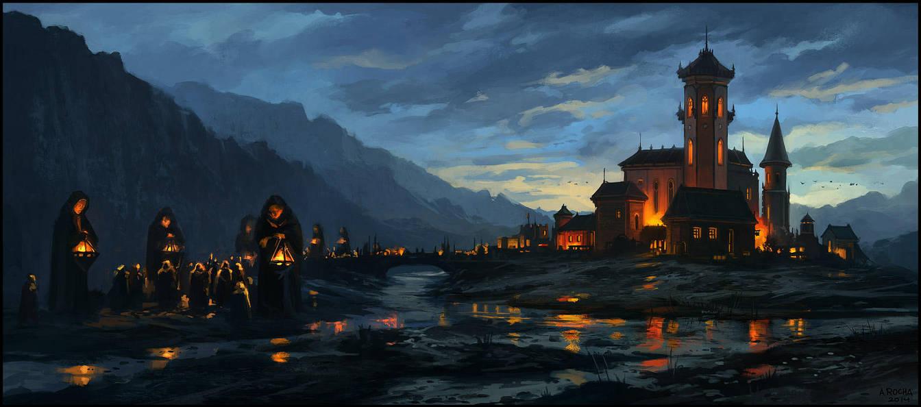 Ar-Nat Village by andreasrocha