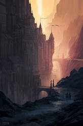 The Citadel II by andreasrocha