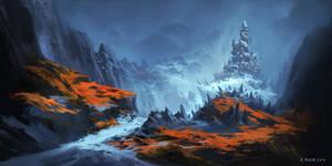 Fiery Path - Patreon IP08 by andreasrocha