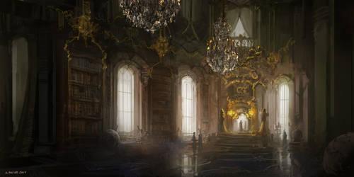 Royal Hall by andreasrocha
