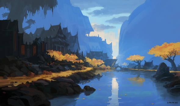 Fisherman's Village II by andreasrocha