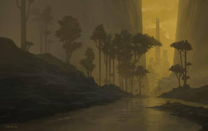 The Ochre Valley by andreasrocha