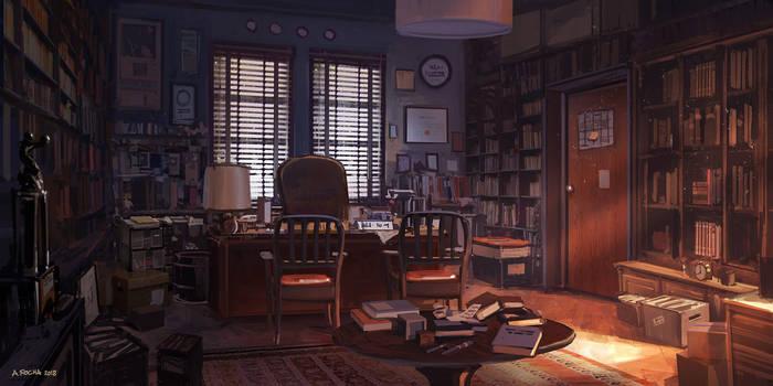 Principal's Office by andreasrocha