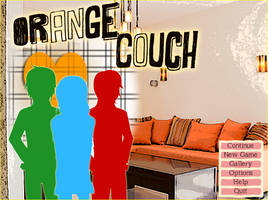 Orange Couch - Visual Novel by AKreiko