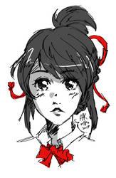 Mitsuha by AKreiko