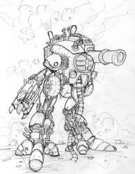 Steampunk by ViperXTR