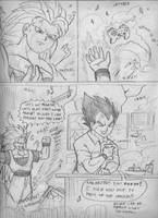 Gokou Vs. Vegeta Again3 by ViperXTR