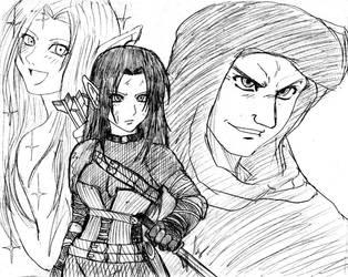 Mystic Assassin 1 by ViperXTR