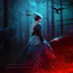 Queen of Bird by JennyLe88