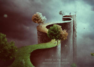 Road of Life by JennyLe88