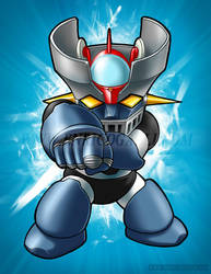 Mazinger Z - SD by EnricoGalli