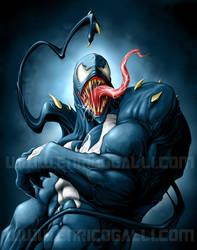 Venom by EnricoGalli