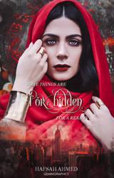 Forbidden   Book Cover by gemiegem