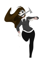 AT - Lethal Lila by Demoniac07
