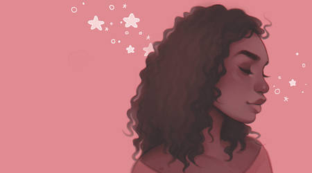 baby girl by Feyrah