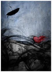 sinking like a wave by mysticblu3
