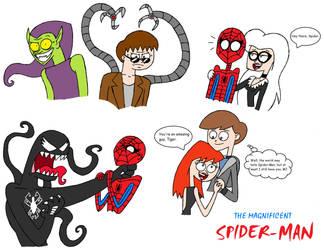The Magnificent Spider-Man III by nerdsman567