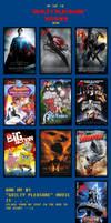 Top 10 Guilty Pleasure Movies by nerdsman567