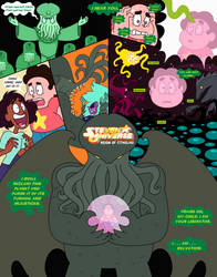 Steven Universe: Reign of Cthulhu by nerdsman567